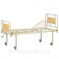 Ліжко функціональна двосекційна на колесах OSD-93V+OSD-90V