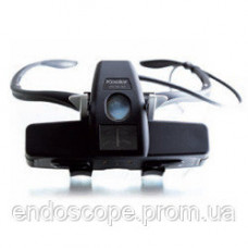 Непрямий офтальмоскоп Spectra Iris з маленькою чорною оправою