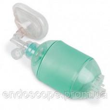 Мішок Амбу для ручної вентиляції легенів