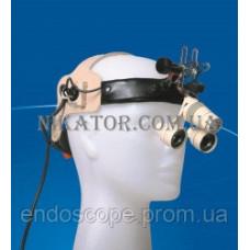 Лупа налобні хірургічна LNH із збільшенням 2,5 Х