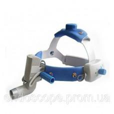 Світлодіодний освітлювач HL8000D (3W) налобний в коробці