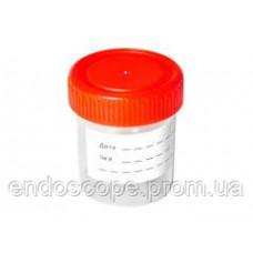 Ємності для біологічних матеріалів одноразові стерильні