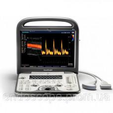 Портативний, кольоровий ветеринарний апарат УЗД SonoScape S6V+1 датчик