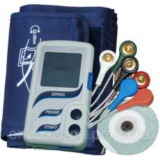 Монітор артеріального тиску та электрокардиосигналов добовий SDM23 (Холтер ЕКГ і АТ)