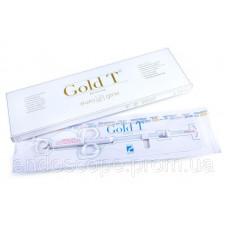 Внутрішньоматковий Контрацептив Gold T (Cu 375+Au) (мідь + золото)