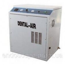 Безмаслянный стоматологічний компресор Dental 2/50/379